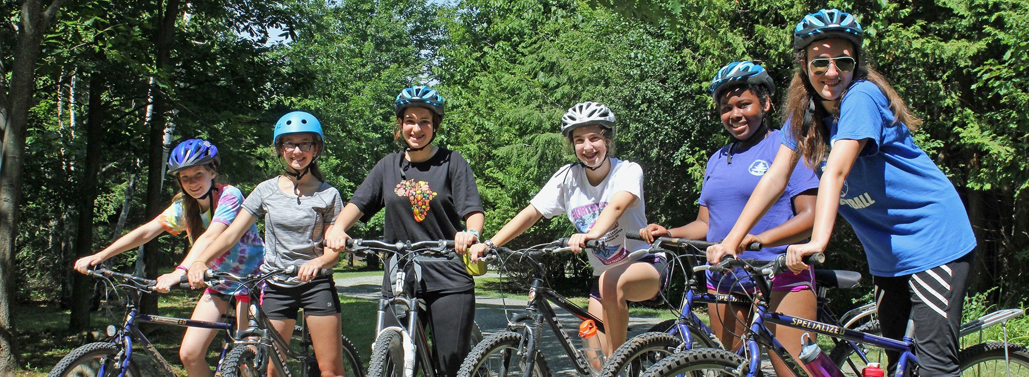 Whippoorwill  Campers on Bikes